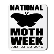 National Moth Week 2012 Mousepad