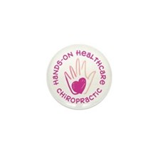 Hands-On Chiro Mini Button (100 pack)