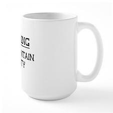 NEWTSHIRT Mug