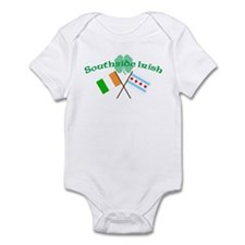 Southside Irish Infant Bodysuit