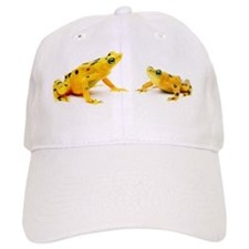 Panamanian Golden Frog Baseball Cap