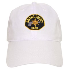 Nevada County Sheriff Cap
