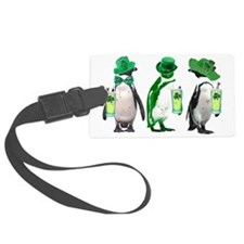 irishpenguins Luggage Tag