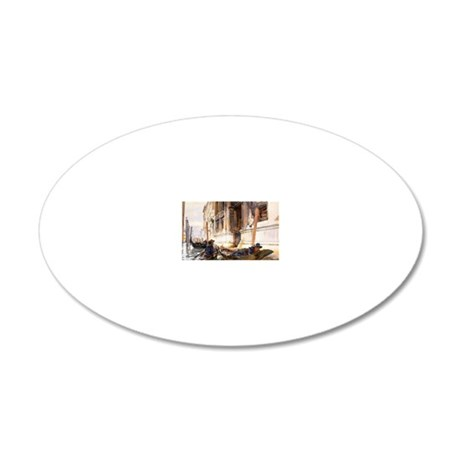 RM Sargent 8 20x12 Oval Wall Decal