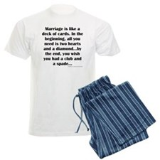 Marriage pajamas