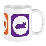 Eat Sleep Devon Small Mug