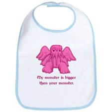 My Monster is Bigger... Bib