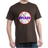DiveChick No Splash T-Shirt