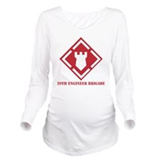 SSI - 20th Engineer  Long Sleeve Maternity T-Shirt