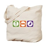 Eat Sleep Korat Tote Bag