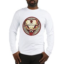 Wallace Heart Long Sleeve T-Shirt