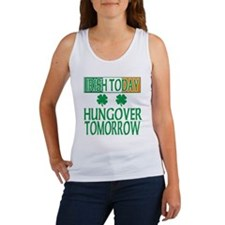 irishhungover2 Women's Tank Top