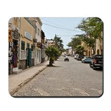 HIGH STREET, CAPE VERDE, 1 Mousepad