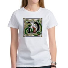 Celtic Dragon Art D Tee
