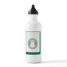 CardFront-Ewa Water Bottle
