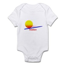 Matteo Infant Bodysuit