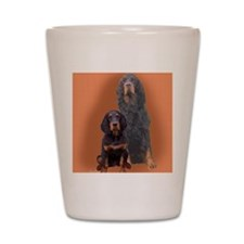 Gordon Setter Two Shot Glass