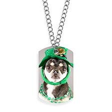 St. Patricks Day Dog Dog Tags