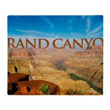 laptop_0082_grand canyon1_postcard-2 Throw Blanket