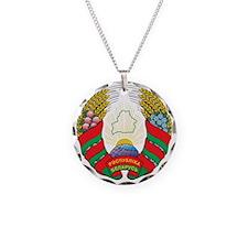 g141_belarus1 Necklace