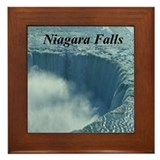 Horseshoe Falls Framed Tile