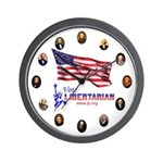 The Presidents Wall Clock