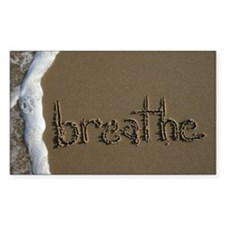 breathe Decal