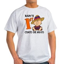 Babys First Cinco De Mayo T-Shirt