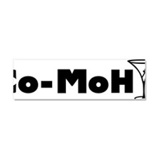 Co-MoH-M Car Magnet 10 x 3