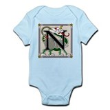 Celtic Dragon Art N Onesie