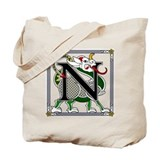 Celtic Dragon Art N Tote Bag
