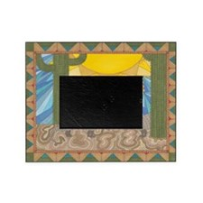 A is for Armadillo Picture Frame