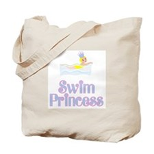 SwimChick Princess Tote Bag
