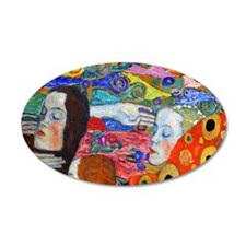 Clutch Klimt Hope II Wall Decal