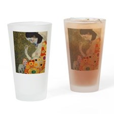 Pillow Klimt Hope B Drinking Glass