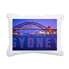 mouse pad_0050_australia Rectangular Canvas Pillow