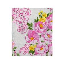 fabric010 Throw Blanket