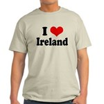 I Heart Ireland Love Light T-Shirt