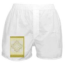 Postcard6x4-Oxum Boxer Shorts