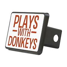 playsdonkeys Hitch Cover