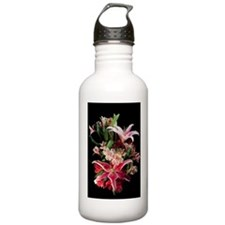 Spring Bouquet Sports Water Bottle