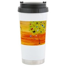 butterNC Ceramic Travel Mug