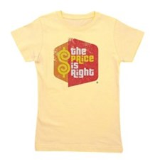 price-is-right-vintage Girl's Tee