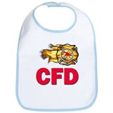 CFD Fire Department Bib