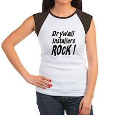 Drywall Installers Rock ! Tee