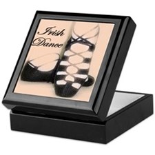 Irish Dance - Keepsake Box