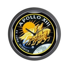 Unique Apollo Wall Clock