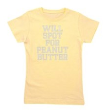will-spot-for-carbs-w Girl's Tee