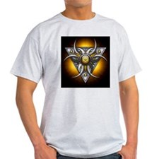 Triple Goddess - yellow - stadium bl T-Shirt