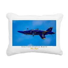 Blues_11x17b Rectangular Canvas Pillow